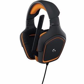 Headset Gamer Logitech G231 Prodigy Para Pc Ps4 E Xbox One