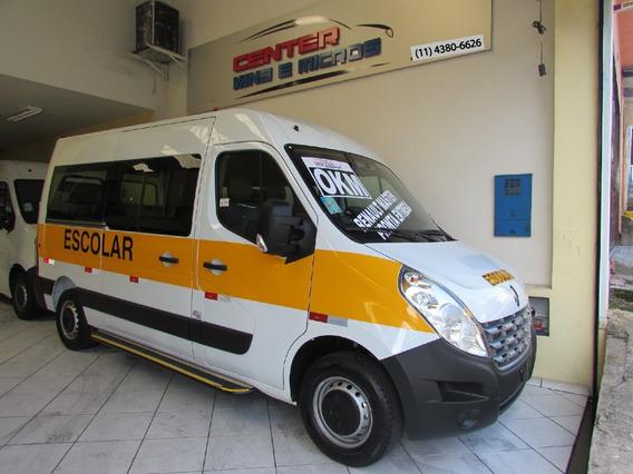 Renault Master Escolar L2h2 Escolar Branca Van
