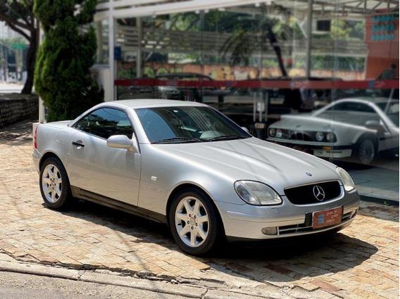 Mercedes-benz Slk 230 2.3 Kompressor Roadster Aut - 1999
