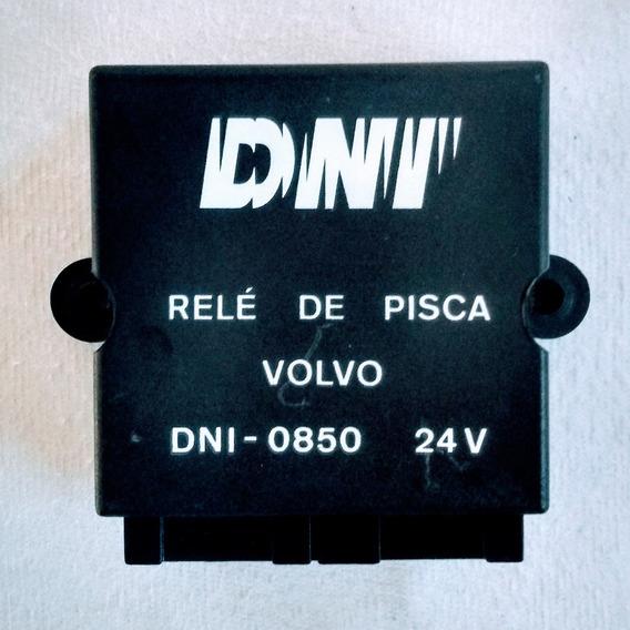 Relé Seta Caminhão, Ônibus Volvo/ Macropolo - Dni0850