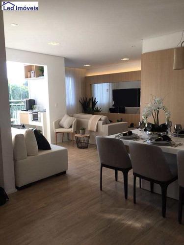 Apartamento Com 2 Dorms, Continental, Osasco - R$ 474 Mil, Cod: 496 - V496