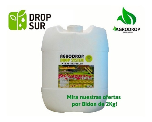 Drop System Agrodrop Paisajismo Frutales Forestal- Sin Envio