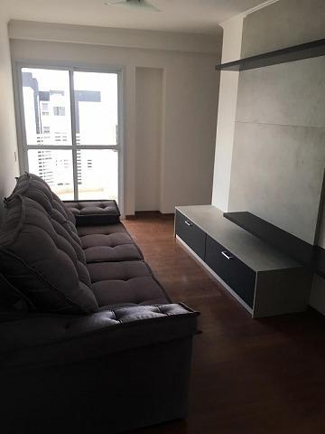 Apartamento Para Venda, 3 Dormitórios, Cesar De Sousa - Mogi Das Cruzes - 2874