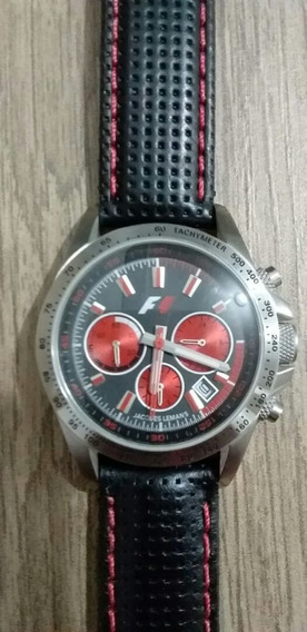 Relogio Jacques Lemans F1