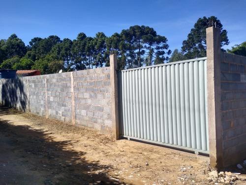 Imagem 1 de 14 de Casa 3 Dorms Com Garagem / Ótima Localização/ Toda Murada