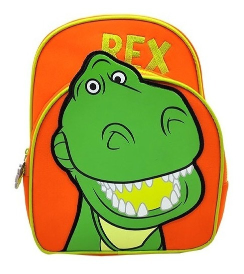 Mochila Toy Story Rex 12