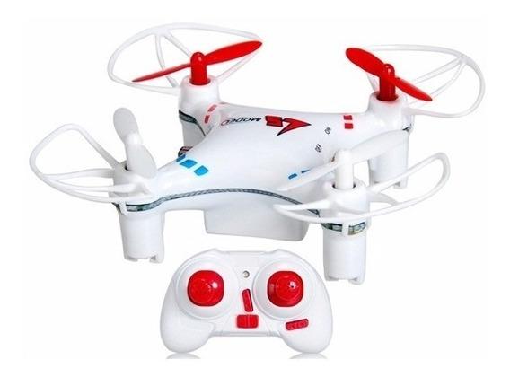 Mini Drone Quadricoptero Ls112 4 Canais Vermelho