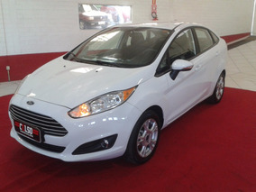 Ford Fiesta Sedan 1.6 16v Se Flex Powershift 2015