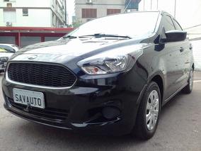 Ford Ka 1.0 Se/se Plus Tivct Flex 5p 2018 Preta