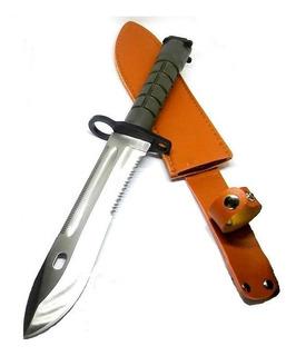 Bayoneta Cuchillo M9 Simil Csgo Counter Strike Militar Tac F