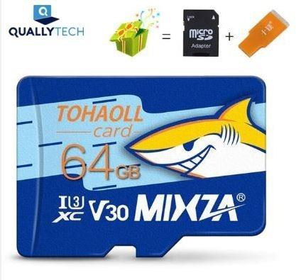 Cartão De Memória Hy Mixza De 64gb 80 Mb/s Class10