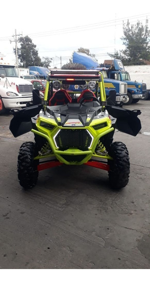 Polaris Rzr Command 4p
