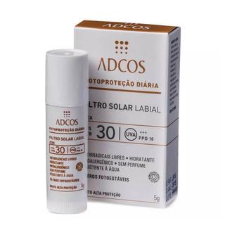 Adcos Filtro Solar Fps30 Labial 5g