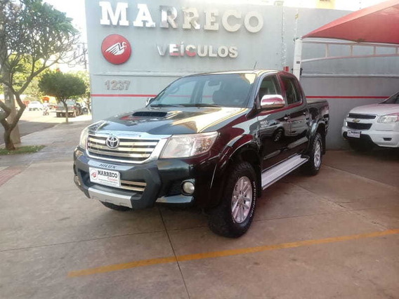 Toyota Hilux Srv Cd 4x4 At 2013
