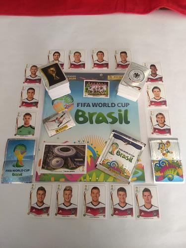 Barajitas Cromos Mundial Brazil 2014