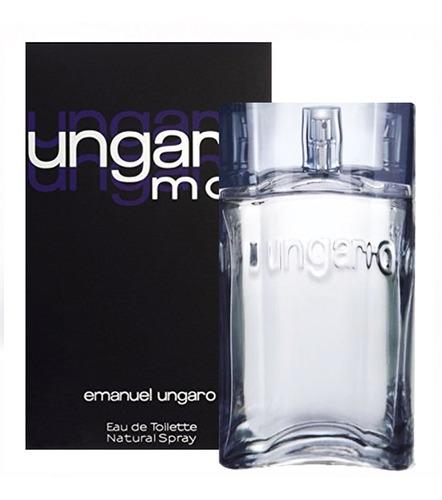 Emanuel Ungaro Ungaro Man 90ml Hombre Original