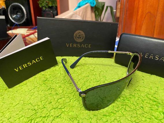 Lentes Versace Ve2180 Negro Original