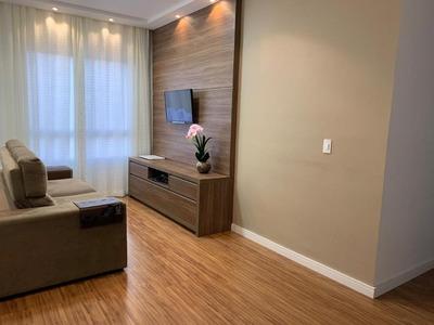 Apartamento Em Novo Osasco, Osasco/sp De 48m² 2 Quartos À Venda Por R$ 260.000,00 - Ap404869