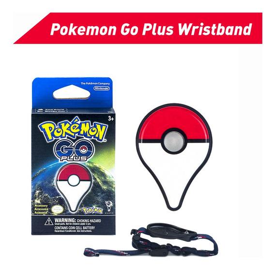 Pulseira Pokemon Ir Mais Nintendo Bluetooth
