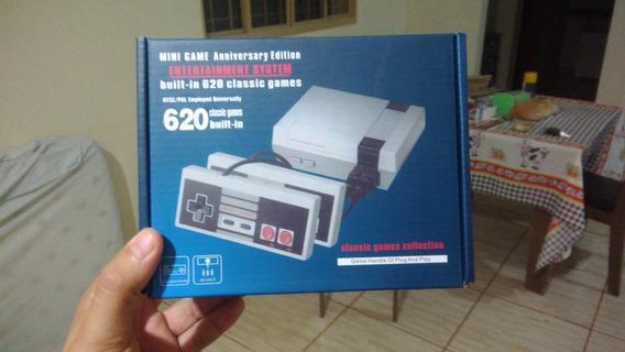 Nes Mini Plug And Play 620 Jogos