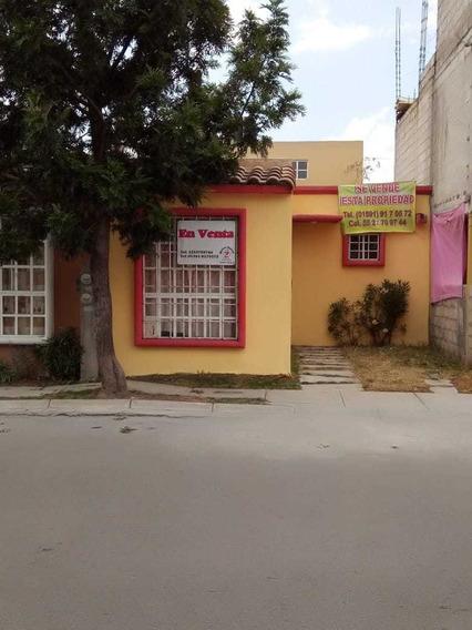 Casa Nueva Las Plazas En Zumpango
