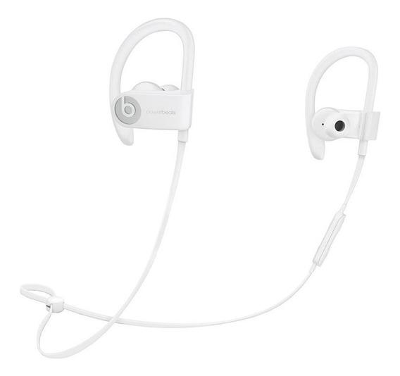 Fone Power Beats 3 Wireless Modelo Pop Branco Novo/caixa