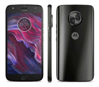Motorola Moto X4 32gb 3gb Ram Dual Sim Black Stock