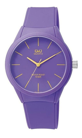 Relógio Q&q By Japan Feminino Vr28j006y C/ Garantia E Nf