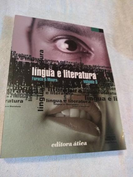 Língua E Literatura Vol.3