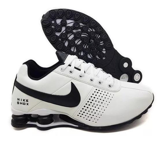 Tenis Masculino Nike Shox Classic Deliver Importado