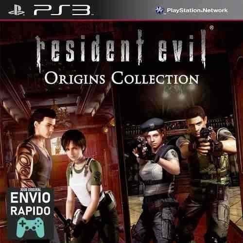 Resident Evil 1 + Resident Evil 0 Zero Hd + Dlcs - Jogos Ps3