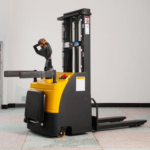 Apilador Eléctrico - 3.5mt - 1600kgs - Nuevo - En Stock