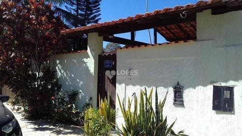 Imagem 1 de 30 de Casa À Venda, 360 M² Por R$ 750.000,00 - Itaipu - Niterói/rj - Ca15116
