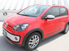 Volkswagen Up! 1.0 Cross Up! Mt 2017 Con Garantia Y Credito
