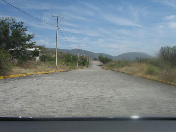 Terreno En Venta En Fraccionamiento Cerrado A 20 Km De Cuautla
