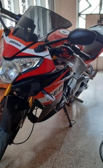 Moto Lineal Barsha Reptil 250