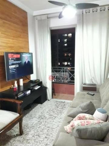 Apartamento Com 2 Dormitórios À Venda, 60 M² Por R$ 450.000 - Mansões Santo Antônio - Campinas/sp - Ap2246