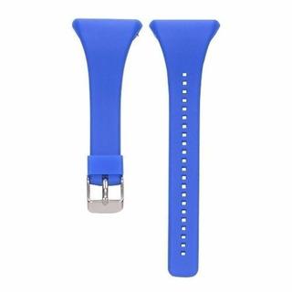 Pulseira Polar Ft7 Ft4 Azul Compatível Frete Grátis