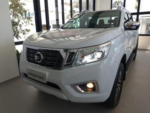 Nissan Frontier Le 2.3 16v Tbo Diesel  Cd 4x4 Aut. 0km2021
