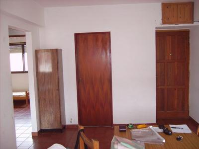 Departamento 3 Ambientes En Mar Del Tuyú, Garage, Parrilla.