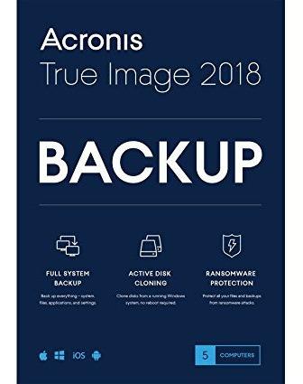 Acronis True Image 2020 + Boot Do Windows - Receba Hoje