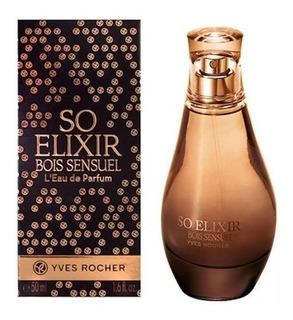 Agua De Perfume So Elixir Bois Sensuel 50ml Yves Rocher