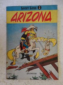 Lucky Luke Arizona Nº 3! Dupuis 1978! Em Frances!
