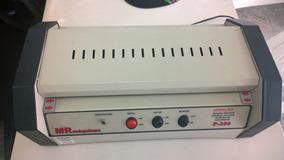 Emplastificadora De Documentos P380 Mr Maquinas 220v