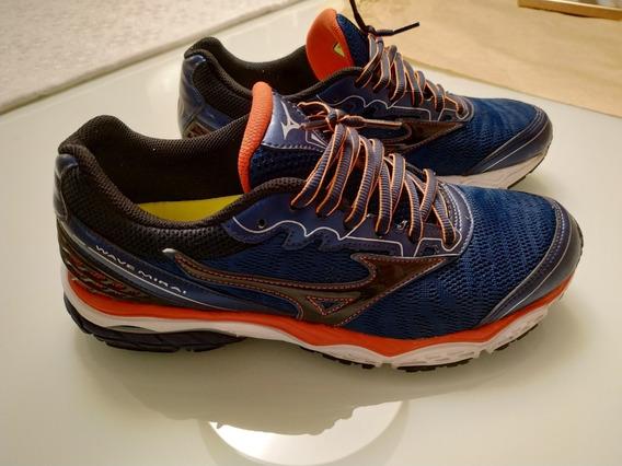 Tênis Mizuno Wave Mirai Corrida Run (não Nike, adidas)