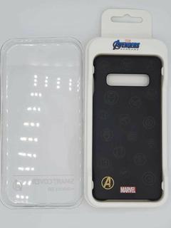 Capa Galaxy S10 Vingadores Ultimato Smart Cover Original