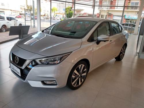 Nissan Versa Exclusive Cvt