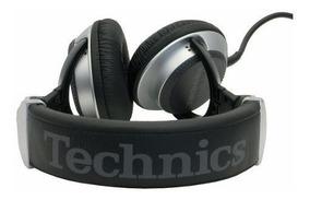 Ear Pads (espuma) Para Fone Technics Rp-1200 / 1205 / 2010