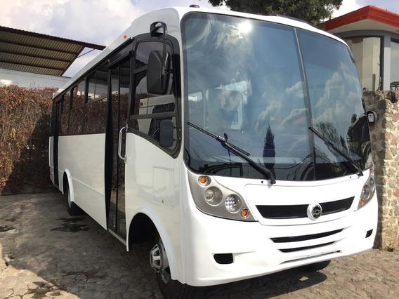 Microbus Autobus Tipo Volksbus 31 Pasajeros 2018 Nuevo.