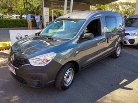 Nueva Kangoo Confort 5 As 2pl 1.6 En Stock Enero 19 - Dg